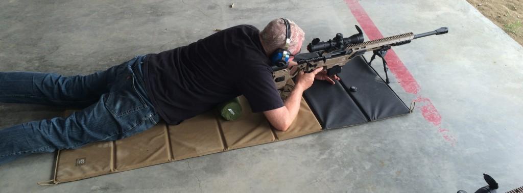 15 07 11 Doug Cadex Rifle