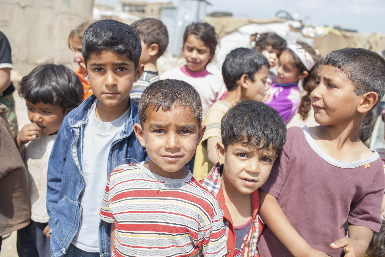 Syrian Refugee Boys_Large