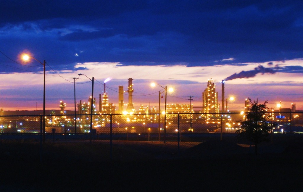 Fort McMurray Syncrude flickr